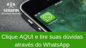 celular com simbolo do whatsapp